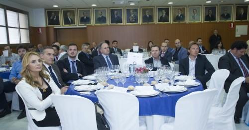 Conferencia Juan Iranzo- Juan Carlos Díaz