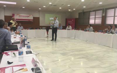 El director general de UNICA GROUP, Enrique de Los Ríos, protagonista de la cuarta sesión de Una Mañana con…