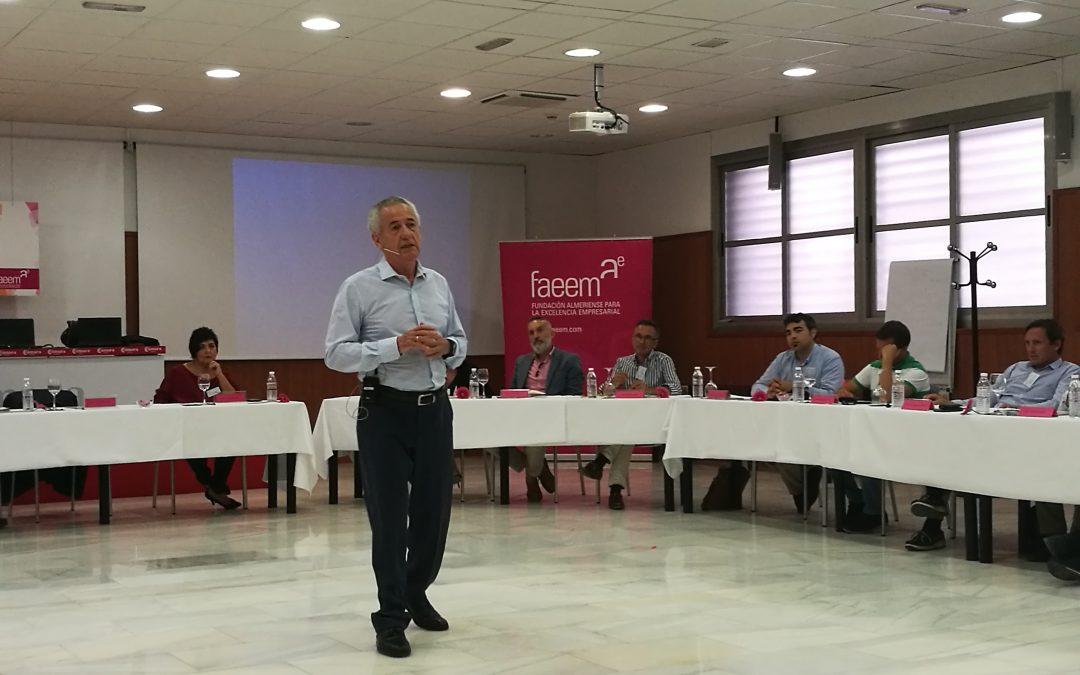 David Fernández Torres, presidente de L&D Aromáticos, en Una Mañana Con…