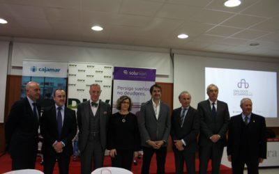 Lorenzo Bernaldo de Quirós y Jesús Vega destacan el momento actual como una oportunidad para la internacionalización de las pymes de Almería